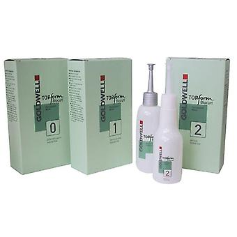 Goldwell topform biocurl sets 2 single