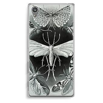 Sony Xperia Z5 Transparent Case - Haeckel Tineida