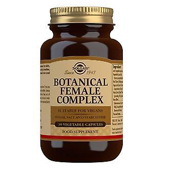 Solgar Botanical Female Complex Vegicaps 30 (51286)