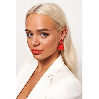Ari Tassel Earrings