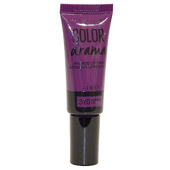 Maybelline farve Drama intens læbe maling 6,4 ml bruger op #170