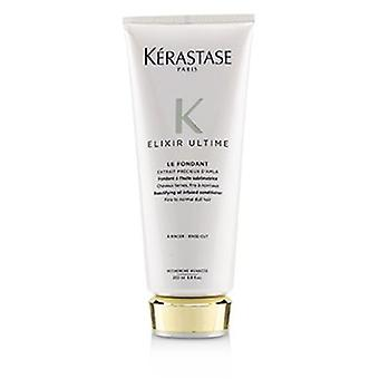 Kerastase Elixir Ultime Le Fondant Beautifying Oil Infused Conditioner (fine To Normal Dull Hair)  200ml/6.8oz