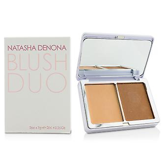 Blush Duo - # 07 (02 Toutou & 01 Neutral Beige) 2x7g/0.25oz