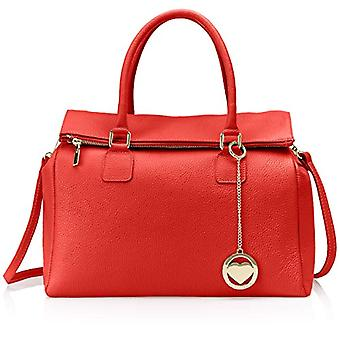 All-Fashion Chicca Cbc7725tar Red Women's Hand Bag (Rood) 15x30x37 cm (W x H x L)