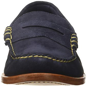 Allen Edmonds men ' s Sea Island penny loafer