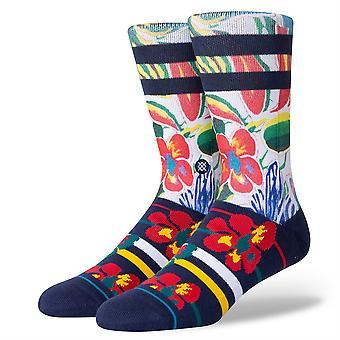 Stance Staples Men's Socks ~ Messy St