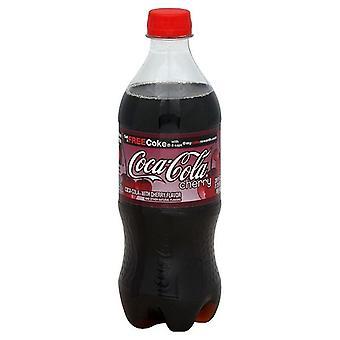 Coca Cola Cherry Zero Oss-( 591 Ml X 1 Flaske )