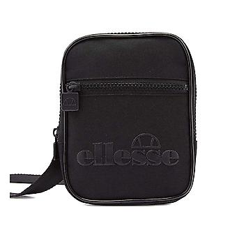 Ellesse Heritage Templeton Small Items Cross Body Man Bag - Black Mono