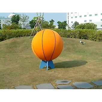 EVC-0046, Riesen-Basketball - 40