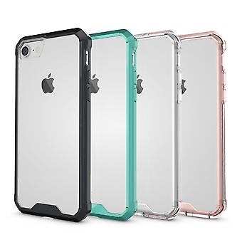 Stødsikker mobiletui med farveramme iPhone 8