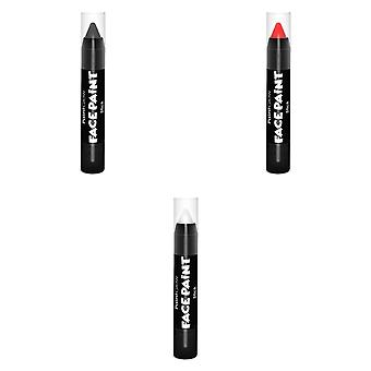 PaintGlow Face Paint Stick (Pack Of 5)