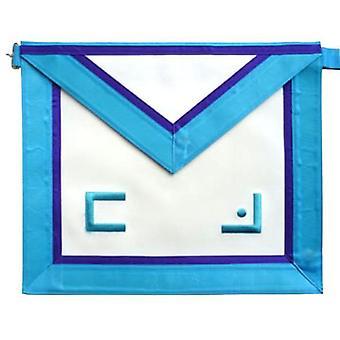 Masonic memphis misraim rite master apron
