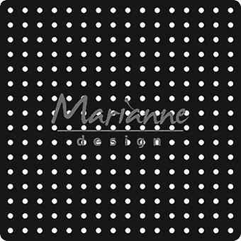 Marianne Design Craftable Cross Stitch CR1454 58x58 mm
