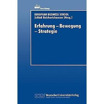Erfahrung  Bewegung  Strategie by TistlerKachel & Agnes