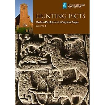 Hunting Picts - Medieval Sculpture at St Vigeans - Angus by Jane Gedde