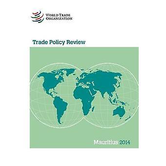 Mauritius 2014 by World Trade Organization - 9789287039507 Book