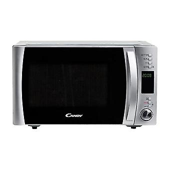 Microwave with Gril Candy CMXG25DCS 25 L 1000W Stainless Steel