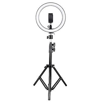 Selfie Lamp/Ring Light (26 cm) and stand
