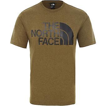 ノースフェイスレアクシオンイージーT94CDVHSDユニバーサルオールイヤーメンTシャツ