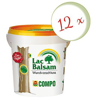 Sparset: 12 x COMPO Lac Balsam®, 1 kg