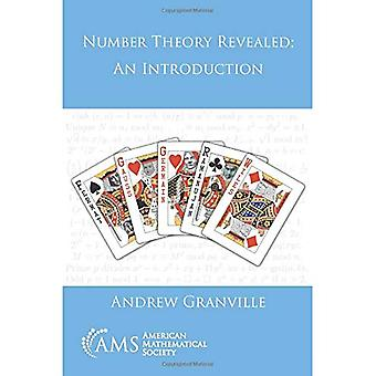 Number Theory Revealed - An Introduction by Andrew Granville - 9781470