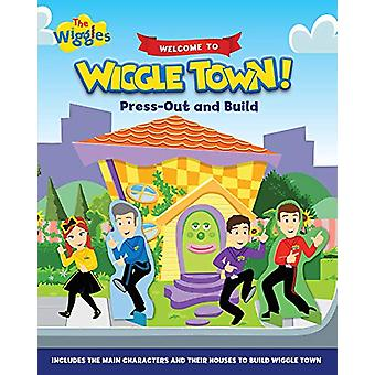 The Wiggles - Welcome to Wiggle Town! - Press-out and Build by The Wigg
