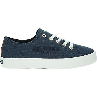טומי הילפיגר טומי בסיסי נעל FW0FW05123DW5 אוניברסלי כל השנה נשים נעליים