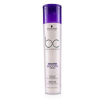 Bc bonacure keratin glat perfekt micellar shampoo (for uhåndterlige hår) 232328 250ml/8.5oz