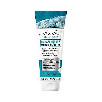 Exfoliating Cream Dead Sea Minerals Naturalium (175 ml)
