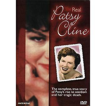 Patsy Cline - Real Patsy Cline [DVD] USA import