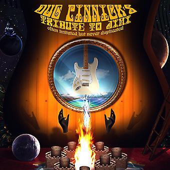 Pinnick*Dug - Tribute to Jimi-Often Imitated But Never Duplicate [CD] USA import