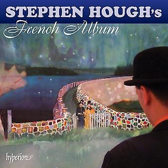 Stephen Hough - Stephen Hough's French Album [CD] USA import