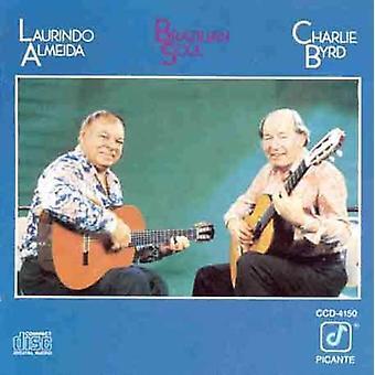 Almeida/Byrd - Brazilian Soul [CD] USA import