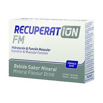 Recuperat-Ion Fm Base Formula 20 packets