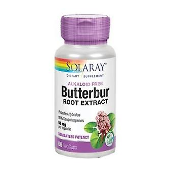 Butterbur 60 vegetable capsules