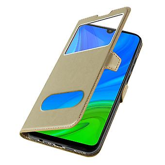 Huawei P smart 2020 Integral Back cover Double Window Golden