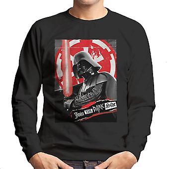 Star Wars unirse a The Dark Side Men's Sweatshirt