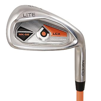 MKids Lite Junior 6 Iron Right Hand Orange 6-8 Years