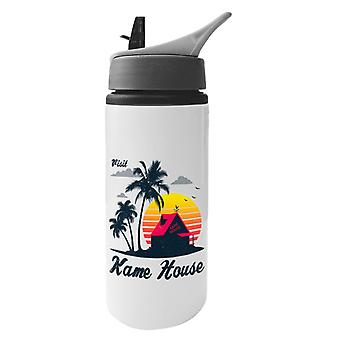 Visit Kame House Dragon Ball Z Aluminium Water Bottle With Straw