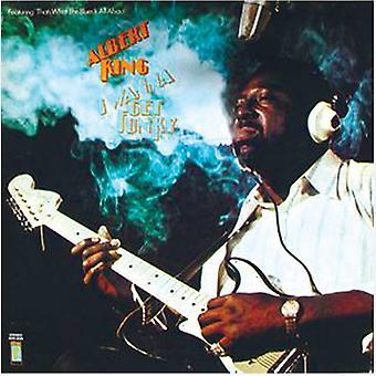 Albert King - I Wanna Get Funky-LP [Vinyl] USA import