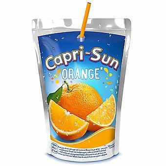 Orange Capri Sun
