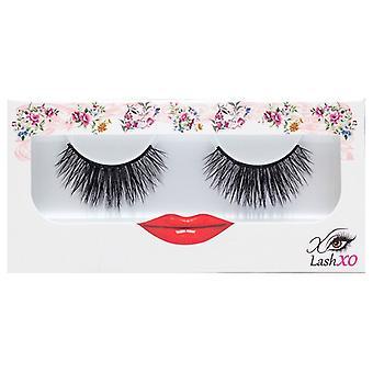 Lash XO Premium False Eyelashes - Allure - Natural yet Elongated Lashes