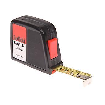 Crescent Lufkin YU835CME Unilok Pocket Tape 5m/16ft (Width 19mm) LUFYU835