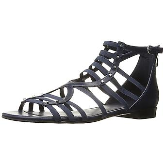 Marc Fisher Womens partner Leather Open Toe Special Occasion Strappy Sandals