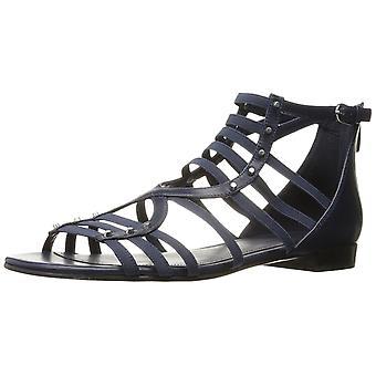 Marc Fisher Womens parceiro Open Toe especial ocasião Strappy sandálias de couro