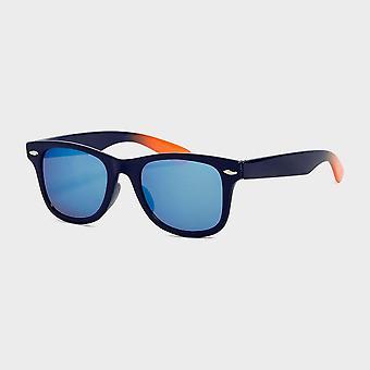 New Handy Heroes Kids' Denby Ombre Sunglasses Navy/Orange