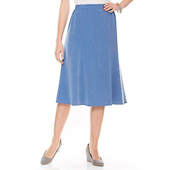 Chums Ladies Skirt Pull On Stretch Fabric
