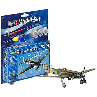Revell Model Set Focke Wulf Ta 152 H