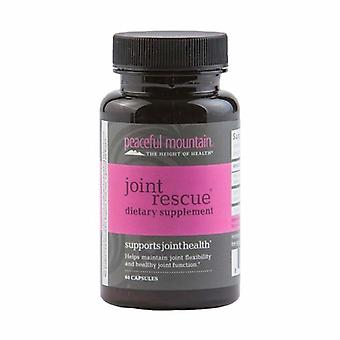 Peaceful Mountain Joint Rescue Dietary Supplement, 60 CAPS