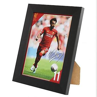 Liverpool Picture Salah 8 x 6